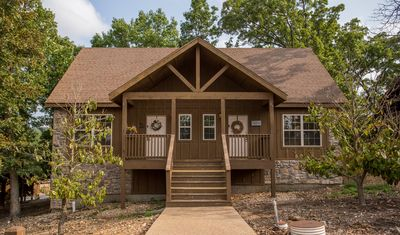 Photo for Magnolia Moon- 1 Bedroom Stonebridge Resort Cabin-New Flat Screen TV's!