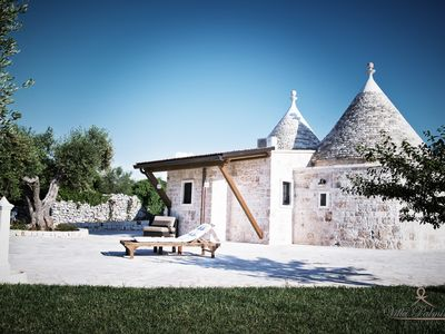 Photo for VILLA PALMIROTTA TRULLI RELAIS