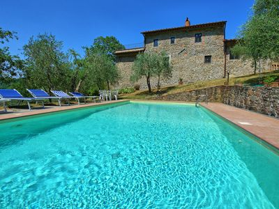 Photo for Villa in Rinforzati with 6 bedrooms sleeps 12