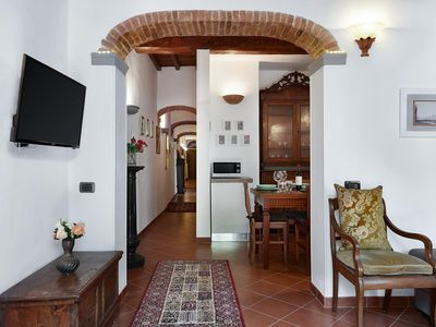 Photo for Mathilde apartment in Oltrarno with WiFi.
