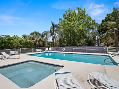 Photo for THE SHERWOOD LAKES UNIT A PALM HARBOR PARADISE  FAMILY FRIENDLY HOME ON THE PINELLAS TRAIL  FREE BICYCLES AND CLOSE TO THE BEACH