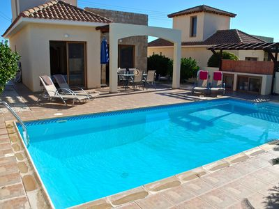 Photo for Ocean Heights 2 Bedroom Villa with Private Pool