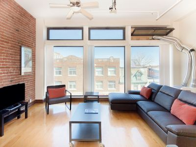 Photo for Sonder | Jeanne-Mance Park | Vibrant 1BR