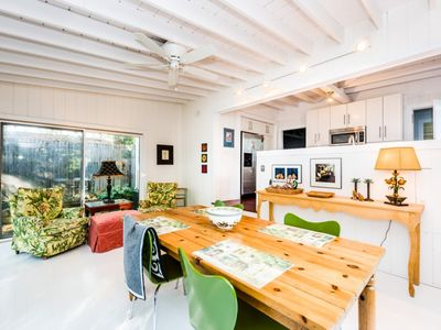 Photo for Bright and Cheery Union Pier Cottage with Private Pool!