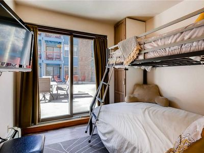 Photo for Tiny hotel room in the heart of Breckenridge, close to hiking/biking trails