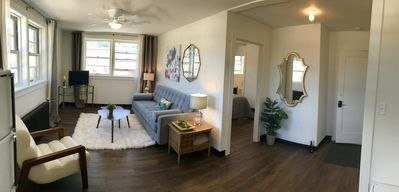 Photo for Beautiful Remodeled One Bedroom Apt ~ Downtown Lead