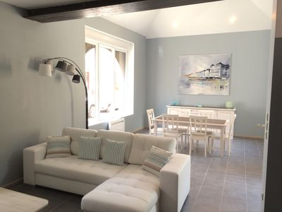 Photo for Superb very spacious villa in the center of Wimereux, near the beach