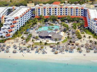 Costa Linda Resort - Walkout unit to Pool and Beach (Deluxe)