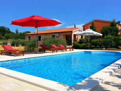 Photo for Family friendly house with a swimming pool Orihi, Central Istria - Središnja Istra (K-7492)