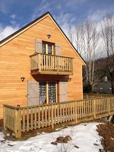 Photo for New chalet in 2013, comfortable, wifi, walk-accessibility