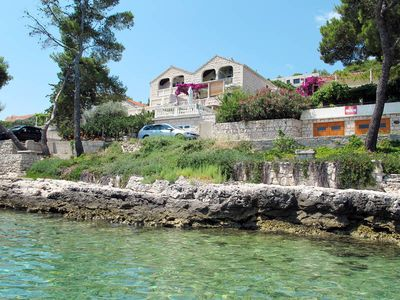 Photo for Apartment Haus Neda  in Lumbarda - Insel Korcula, Dalmatia - 3 persons, 1 bedroom