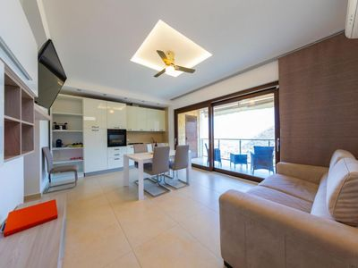 Photo for Apartment with pool and view of Skyline Cefalù