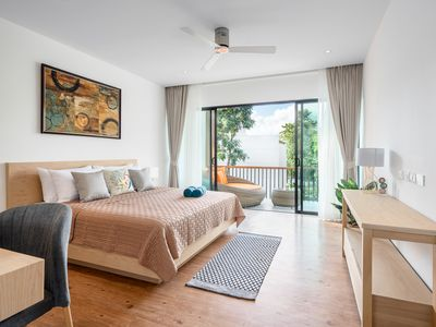 Photo for Villa Alinda 2 bed - beach holiday life for couples
