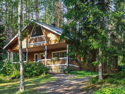Photo for Vacation home Salmensuu in Kangasniemi - 8 persons, 3 bedrooms
