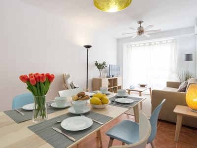 Photo for Fuengirola, nice apartment in the center