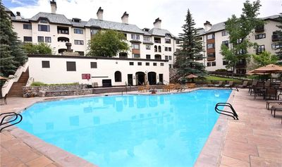 Photo for Ski-in/ski out luxury condominium at The Charter. Loaded with amenities!!