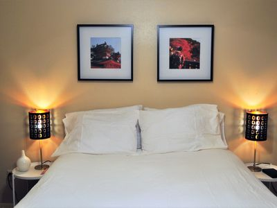 Photo for 1BR Condo Vacation Rental in Houston, Texas