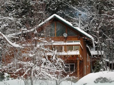 Photo for Comfortable Quiet Cabin In A Quaint Mountain Town