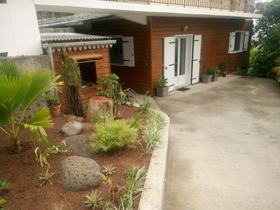 Photo for House fully furnished T3 with courtyard and terrace for family holidays.