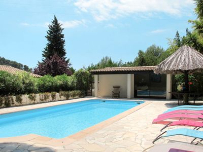 Photo for 4 bedroom Villa, sleeps 10 in Saint-Côme with Pool and WiFi