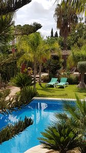 Photo for Beautiful home with pool, a welcome respite away from the city of Seville
