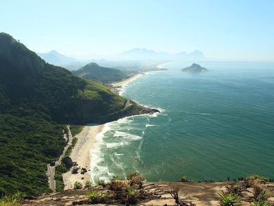 Photo for Beautiful fit in the best place in Rio de Janeiro !! BEACHES AND CLOSE TO EVERYTHING !!