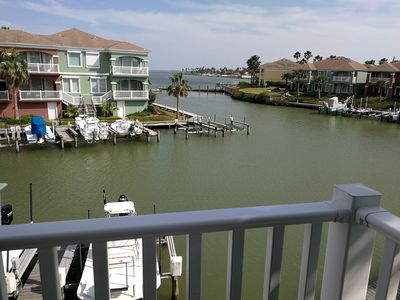 Photo for Waterfront South Padre Island Golf Club Townhome in beautiful Laguna Vista, Tx.