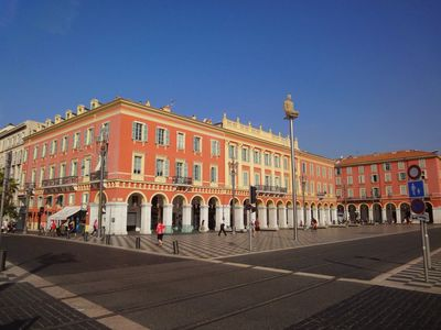 Photo for Golden Square, Place Massena, Beach Pde of English and 3 minutes
