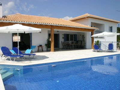 Photo for Tranquil Location, 800m from Village, Close Beaches for Water Sports & Tavernas