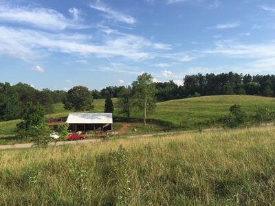Photo for 75 acres of pastoral paradise just 3 miles from Tryon Equestrian Center!
