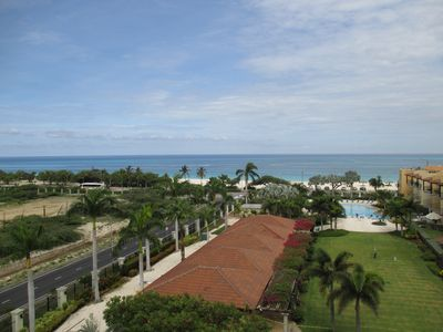 Photo for Penthouse Condo w/ Private Rooftop Terrace at Oceania on Eagle Beach