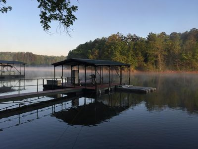 Photo for Quiet House on Lake Hartwell Near Clemson