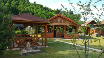 Photo for Haus Elsbeere - pure nature in the heart of the palatinate forest