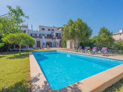 Photo for 5BR Apartment Vacation Rental in Capdepera, Illes Balears