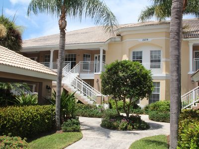 Photo for Golf, Tennis, Pool, Fitness, on Naples - Stonebridge CC - Gated Community
