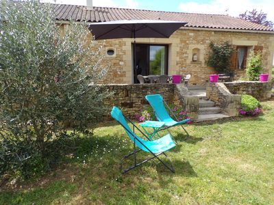 Photo for The Dordonia comfortable linen and wifi 8 km from Sarlat