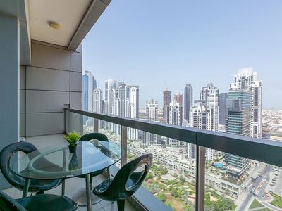 Photo for Stylish 1BR Apartment in Downtown Dubai