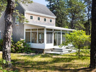 Photo for Beautiful home close to beaches, bike trails and French pastries.