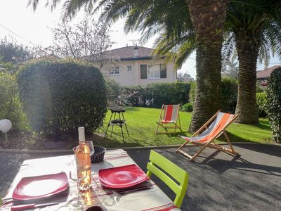 Photo for Nice apartment for 2 guests with WIFI, TV, pets allowed and parking
