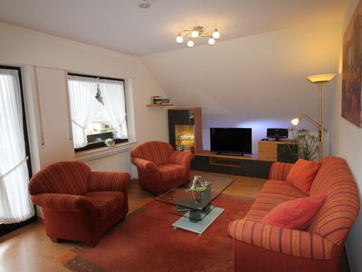 Photo for Quiet comfort apartment just a stone's throw to the pedestrian area for 2 people.