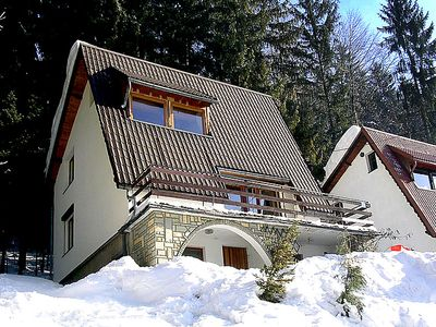 Photo for Vacation home Partecznik in Wisla - 6 persons, 3 bedrooms