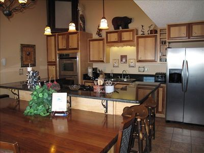 Photo for Beautiful 5 BR/4 BA MTNTOP - Hot tub - slps up to 14 STAY 2 NIGHTS 3RD FREE