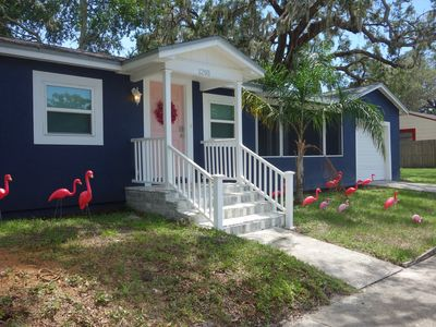 Quiet Bungalow Just Minutes To Clearwater/Honeymoom Beaches/Dunedin/Blue Jays