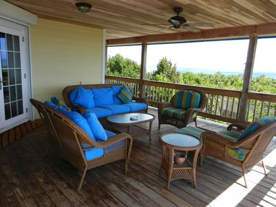 Photo for 'Touch of Heaven', Spectacular Panoramic Ocean Views, Secluded Beach Access
