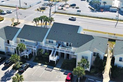 Unit 9106 is just steps from the Beach - Sandpiper Cove Resort 9106 Holiday Isle Destin Florida Vacation Rentals