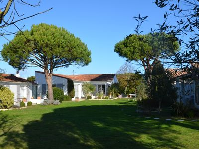 Photo for Traditional Retian house with exceptional courtyard and garden.