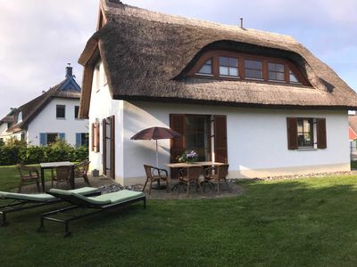 Photo for two bedrooms 5 beds - Thatched Cottage on the island of Rügen SANTA MARIA few steps to