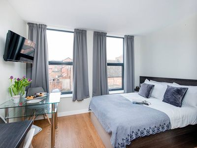 Photo for Modern Double Bedroom Apartment in Historic Chester