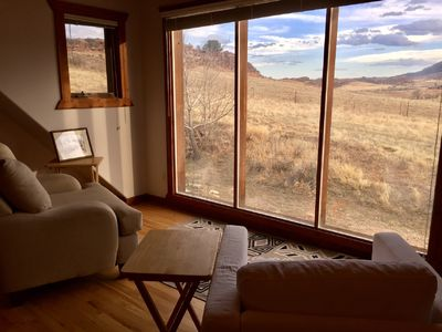 Photo for Breathtaking views of Pleasant Valley just 15 min from Old Town Ft Collins, WIFI