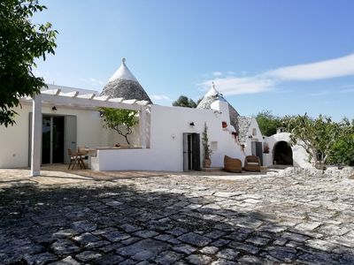 Photo for Trullo holiday house in ll'éra